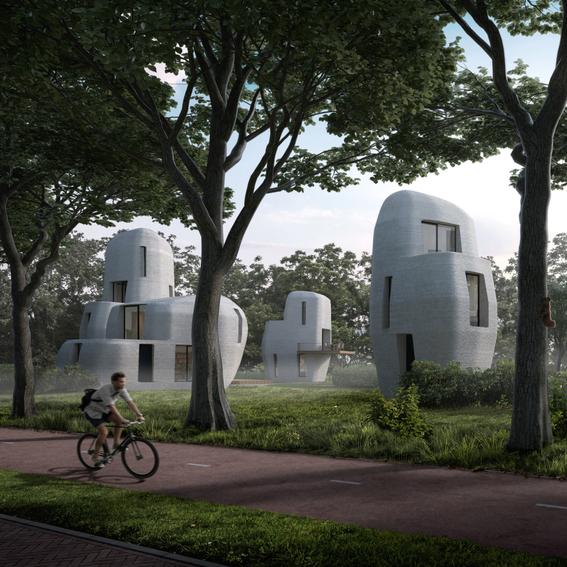 holanda construira las primeras casas con impresoras en 3d 3