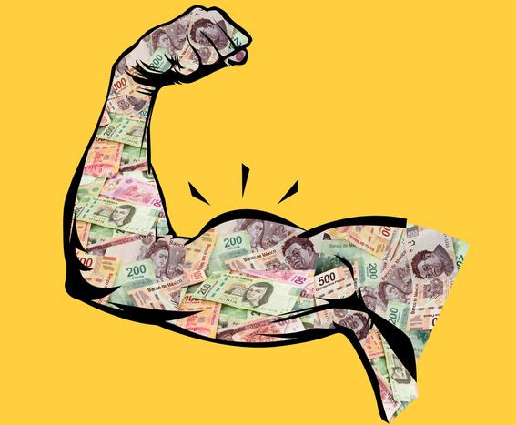 peso mexicano repunta ante dolar 1