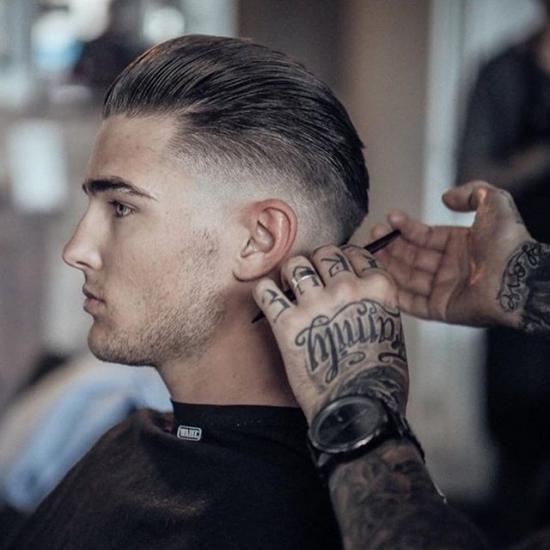 como evitar la caida de cabello en hombres y peinados para disimularla 1
