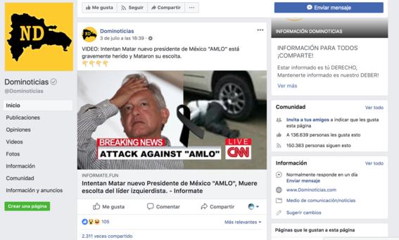 López Obrador inicia periodo de vacaciones