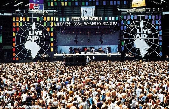13 de julio dia mundial del rock 2
