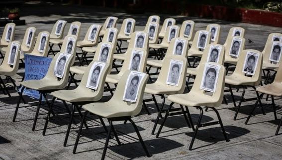 hoy se graduarian los 43 normalistas de ayotzinapa 1