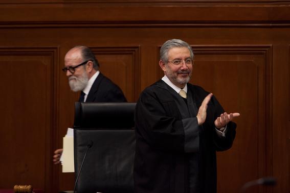 familiares 500 jueces magistrados en la nomina del gobierno 2