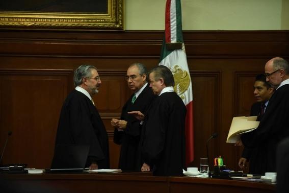 familiares 500 jueces magistrados en la nomina del gobierno 3