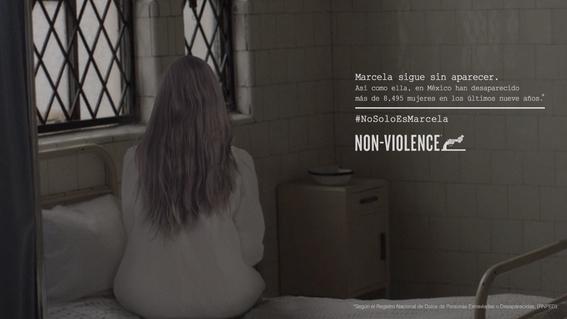 nosoloesmarcela busca despertar la conversacion sobre la violencia contra la mujer 1