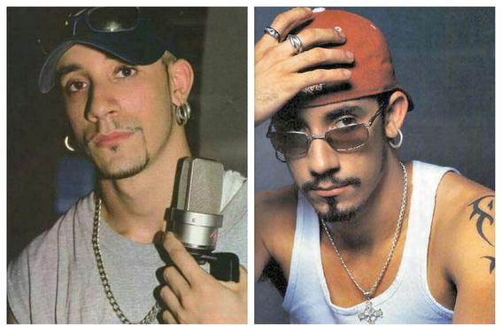 fotos de los backstreet boys antes y despues 3