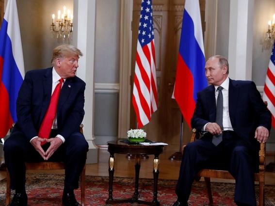 putin y trump se reunen en helsinki hablan sobre guerra fria 1