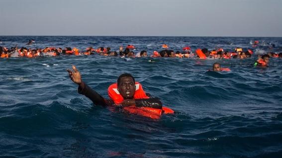 inmigrantes encontrados en camion libia 2
