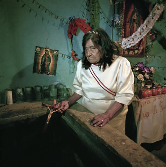 imagenes de brujas reales en mexico de maya goded 5