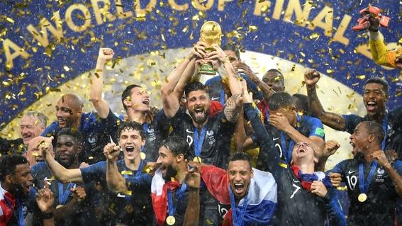 francia campeon del mundo 1