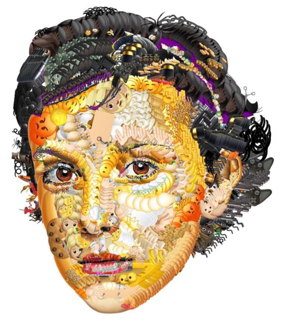 emoji portraits 1