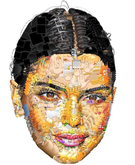 emoji portraits 9
