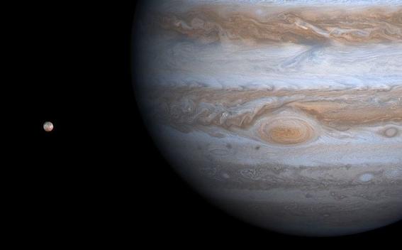 descubren 12 nuevas lunas alrededor de jupiter 1
