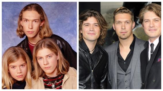 fotografias del antes y despues de las estrellas de los noventa 4