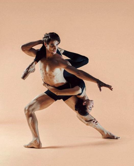 fotografias de jacobo rios sobre danza 7