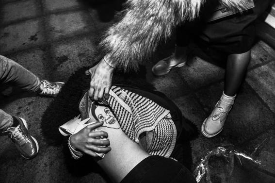 fotografias de arnold veber de un rave en rusia 5