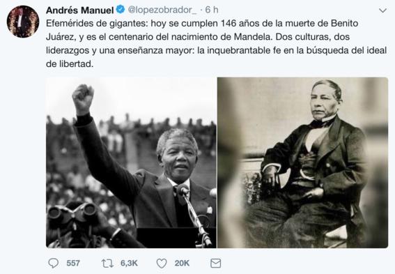 amlo recuerda el aniversario luctuoso de benito juarez 2