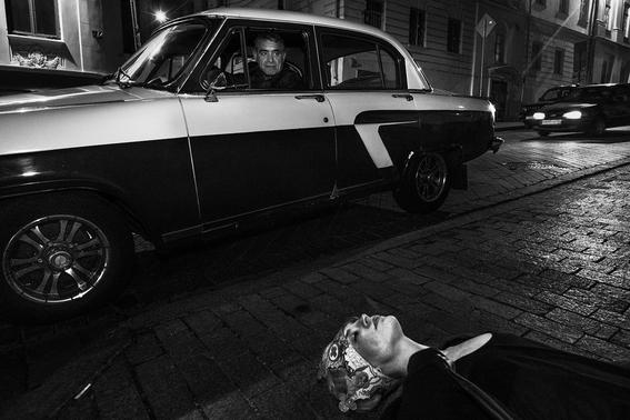 fotografias de arnold veber de un rave en rusia 8