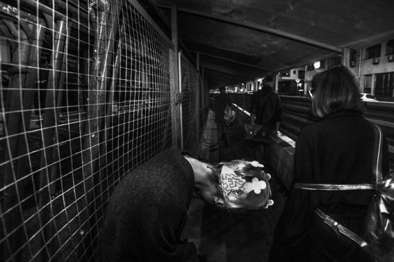 fotografias de arnold veber de un rave en rusia 20