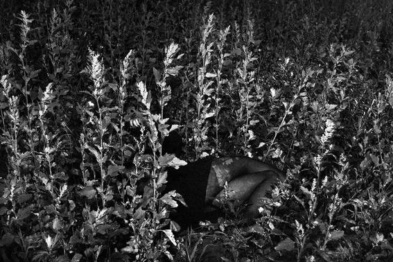 fotografias de arnold veber de un rave en rusia 32