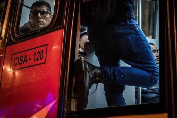 fotografias del ultimo vagon del metro de la cdmx 3