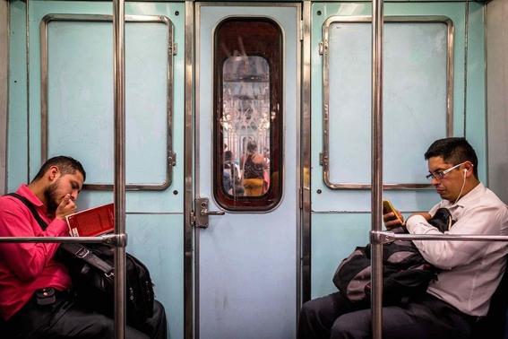 fotografias del ultimo vagon del metro de la cdmx 4