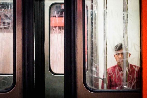 fotografias del ultimo vagon del metro de la cdmx 6