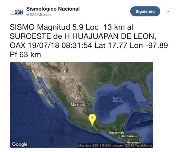 por que no sonaron las alarmas sismicas en la cdmx 19 julio 1