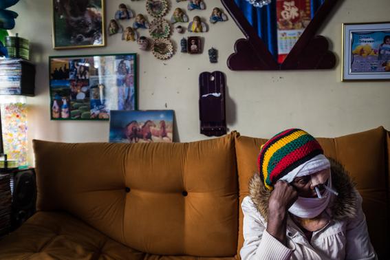 fotografias de betty laura zapata sobre mujeres colombianas atacadas con acido 7