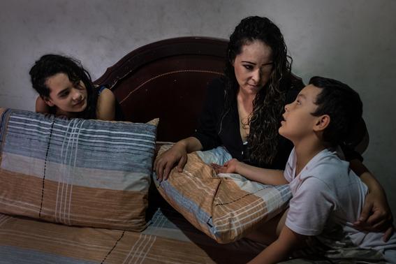 fotografias de betty laura zapata sobre mujeres colombianas atacadas con acido 11