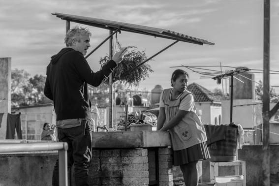 alfonso cuaron roma festival de cine de nueva york 1