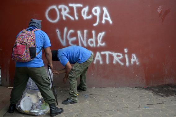 crisis politica y muertos en nicaragua 1