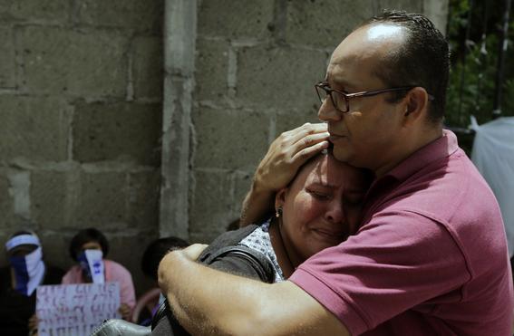 crisis politica y muertos en nicaragua 2