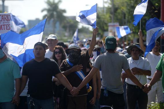 crisis politica y muertos en nicaragua 5