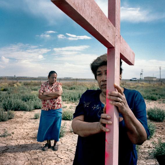 fotografias de maya goded sobre las desaparecidas en mexico 8