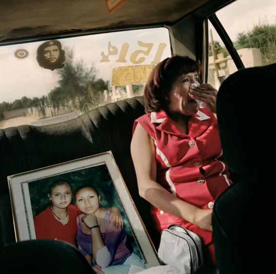 fotografias de maya goded sobre las desaparecidas en mexico 9