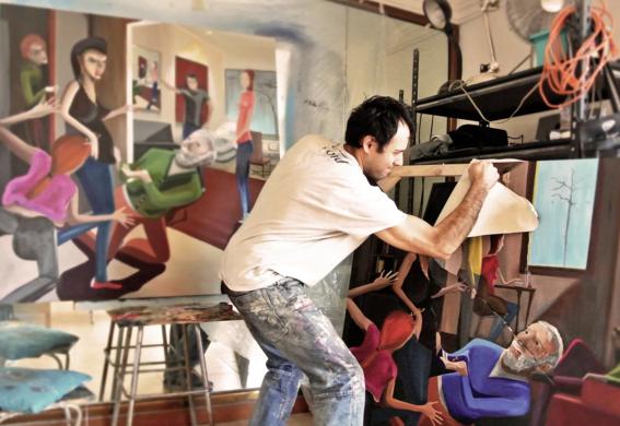 consejos de mario zarza zarraga para dedicarse al arte en mexico 5