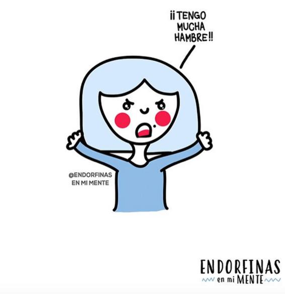ilustraciones de endorfinas en mi mente 6