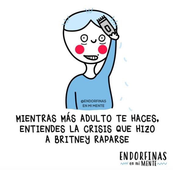 ilustraciones de endorfinas en mi mente 23