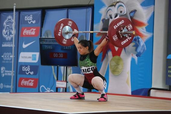 medallas de mexico en los juegos centroamericanos 2