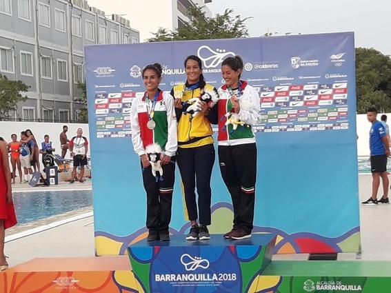 medallas de mexico en los juegos centroamericanos 4