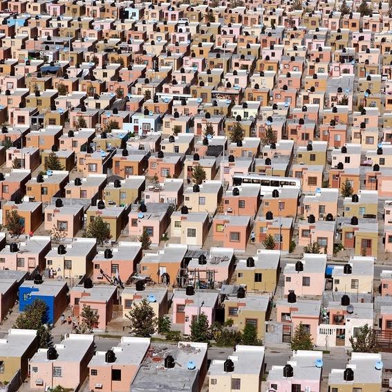 fotografias de jorge taboada sobre la vivienda social 8
