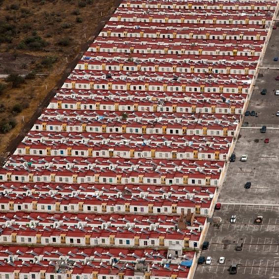 fotografias de jorge taboada sobre la vivienda social 9