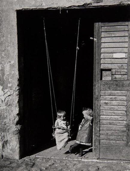 fotografias de andre kertesz sobre momentos de las ciudades 3