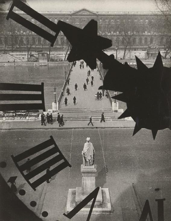 fotografias de andre kertesz sobre momentos de las ciudades 7
