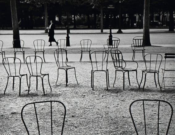 fotografias de andre kertesz sobre momentos de las ciudades 10