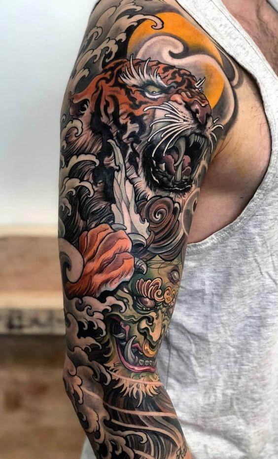 Tatuaje Japones Tatuajes