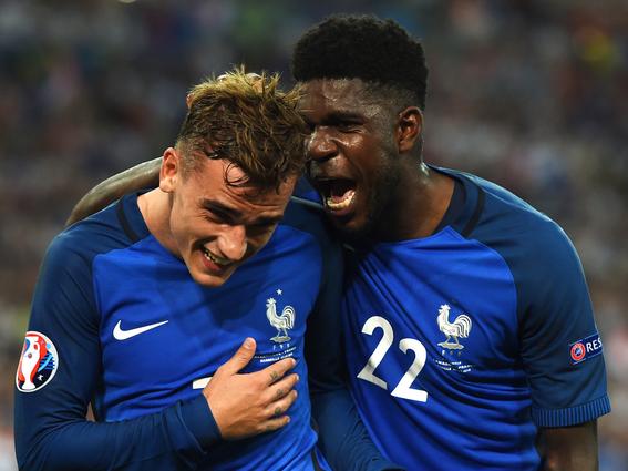 el racismo que acusa a la seleccion francesa de ser africa 5