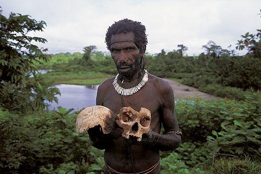 lugares en el mundo donde se practica el canibalismo 10