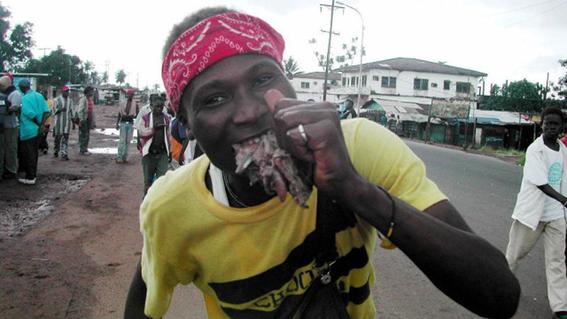 lugares en el mundo donde se practica el canibalismo 4